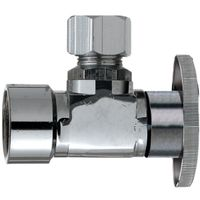 Plumb Pak PP51PCLF 1/4 Turn Angle Shut-Off Valve