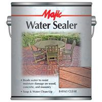 Majic Paints 8-0165-1 Waterproofing Sealer