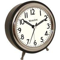 Westclox Classic Quartz Alarm Clock