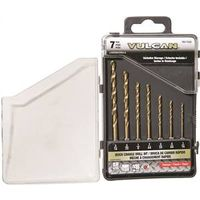 Vulcan 503941OR Drill Bit Set