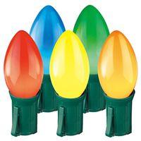 LIGHT SPOOL C9 LED CERA 70CT