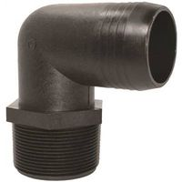 ELBOW POLY 3/4 MPTX3/8 BARB