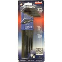 Eklind 10609 Long Arm L Handle Hex Key Set