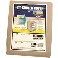COVER COOLER SIDEPOLY 28X28X34