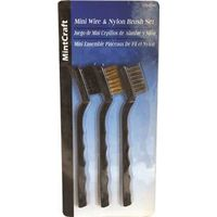 Mintcraft C 30300 Detail Brush Sets