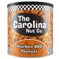 BOURBON BBQ PEANUT 12OZ CAN