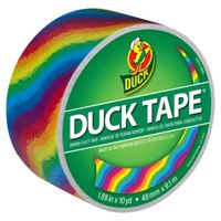 Shurtech 281427 Printed Duct Tape