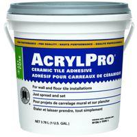 Custom CARL40001-2 Acrylpro Ceramic Tile Mastic