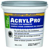 Custom CARL4000QT Acrylpro Ceramic Tile Mastic