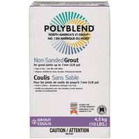Polyblend CPBG1010N Non?Sanded Tile Grout?