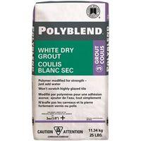 Polyblend CPBWDG25 Non-Shrinking Tile Grout?