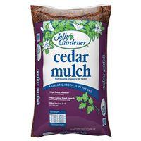 MULCH CEDAR 2CF