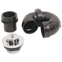 American Hardware P-118C Bathtub Drain Kit