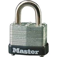 Master Lock 22T Self-Lock Laminated Warded Padlock