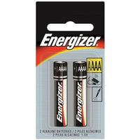 BATTERY ALKALINE E2 PK2 AAAA