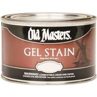 Old Masters 80208 Interior/Exterior Gel Stains
