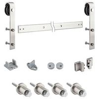 SN 72 PIECE BARN DOOR KIT