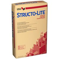 US Gypsum 163841 USG Structo-Lite Basecoat Plaster