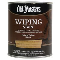 Old Masters 12804 Oil Based Wiping Stain