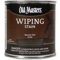 Old Masters 12216 Oil Based Wiping Stain