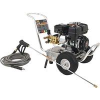 MI-T-M CA Cold Water Powered Pressure Washer