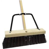 Quickie 00649HDSUTRI All Purpose Push Broom