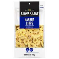 Snak Club SC21419 Pack Banana Chips