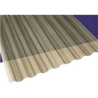 Suntuff 101931 Translucent Corrugated Panel