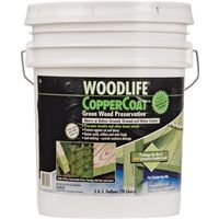 Wolman Coppercoat Woodlife Wood Preservative