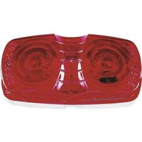 Peterson V138R Double Bull Eye Clearance/Side Marker Light