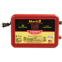 Parmak Mark 8/7 Low Impedance AC Powered Electric Fence Charger