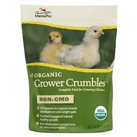 ORGANIC GROWER CRUMBLE 10LB