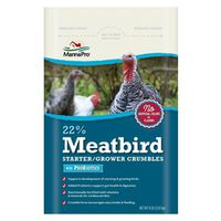 22% MEATBIRD STARTER/GROWER8LB
