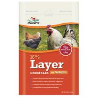 LAYER CRUMBLES 16% 8LB