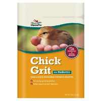 GRIT CHICKEN SMALL W/PRBTC 5LB