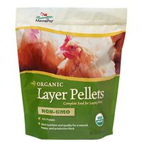 ORGANIC LAYER PELLET 10LB 5CS