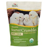 FEED CHICKN START CRBL ORG 5LB