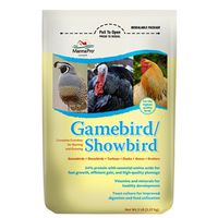 FEED GAMEBIRD/SHWBIRD 5LB