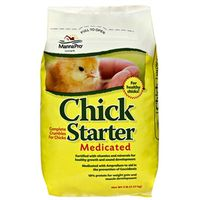 FEED CHICKEN START MEDICTD 5LB