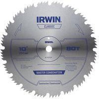 Irwin 11270 Combination Circular Saw Blade