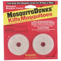 Mosquito Dunks 102-12 Mosquito Killer