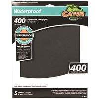 Gator 4472 Waterproof Sanding Sheet