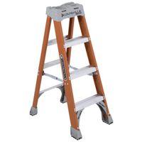Louisville FS1504 Extra Step Ladder