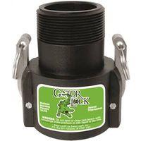 Green Leaf GLP200BNL Gator Lock Cam Lock Couplings