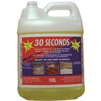 30 Seconds 30SEC10 Biodegradable Ready-To-Use Outdoor Cleaner