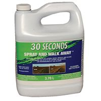 30 Seconds Spray & Walk Away 30SECSWA Biodegradable Outdoor Cleaner