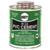 Harvey's 018220-12 P-2 PVC Cement