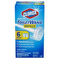 Clorox 14882 Toilet Wand Refill
