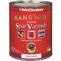 McCloskey Man O'War 7509 Spar Varnish