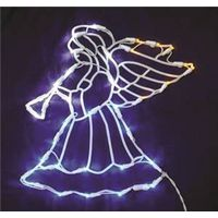 LIGHT WINDOW ANGEL LED 16IN